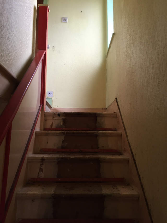 1 stairs